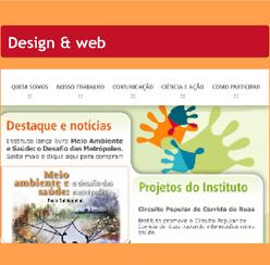 Design e web