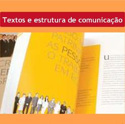 Textos e estrutura de comunicação